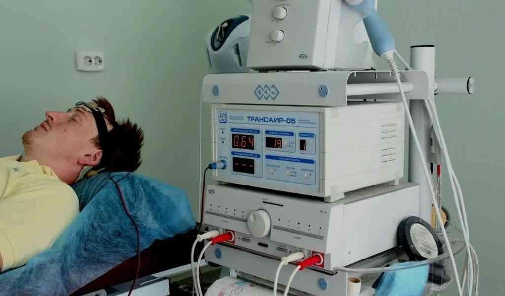ТЭС-терапия в Федосьино